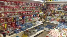 Hardware Stock/Shop Clearance For Sale