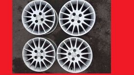 Honda Civic --- ALLOY WHEELS 15 inch --- suitable for Honda Civic and few other cars too -- Alloys -