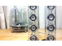 Harman Kardon SoundSticks III Speaker System 4k pass tv ,laptop and more