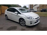 TOYOTA PRIUS T SPIRIT ONE FORMER KEEPER CAMERA LEATHER NAVIGATION PCO VALID NICE CLEAN CAR FUULY LOA