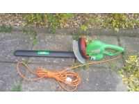 FLORA BEST Hedge trimmer electric & loppers