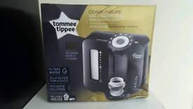 Tommee Tippee Closer to Nature Special Edition Perfect Prep Machine Black