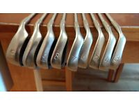 Ping Eye 2+ irons, 3 iron - sand wedge (9 clubs)