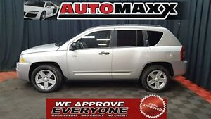 2008 Jeep Compass Sport/North $139 Bi-Weekly! APPLY NOW DRIVE NO