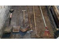 Outdoor tool set