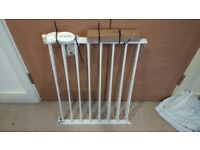 LINDAM Baby gates x 3. Brand New in box never used
