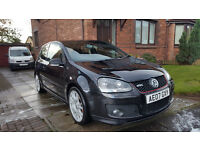 Volkswagen Golf Gti Edition 30 with Sunroof