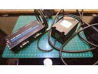 Clear Signal Super VGA Splitter 4 Port Output