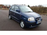 Hyundai Amica MK2 1.1 CDX 5dr. AUTOMATIC/VERY LOW MILEAGE