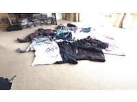 Bundle of clothing