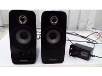 Amplified speakers for sale