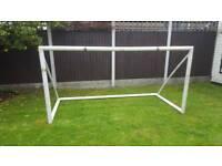 Goal frame