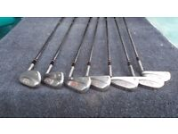 JEAN DONALD PERSONAL LADYS GOLF CLUBS