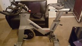 Star Trac Spinner NXT indoor Bike - Collection only