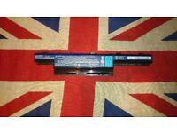 Genuine Acer AS10D75 4400mAh Battery Pack 31CR19/66-2 MFG Date 04/2012