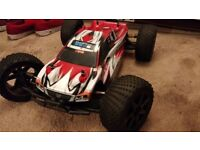 HPI RTROPHY FLUX BUGGY/TRUGGY 1/8 Scale Brushless Stadium Truck 2.4 GHz Radio