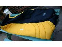 Zucci golf travel bag.
