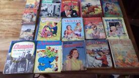 16 Vintage Children's Books