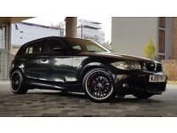 BMW 1 Series 2.0 118d M Sport Hatchback 5dr Diesel Manual ((3 MONTHS WARRANTY+IMMACULATE))