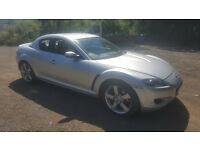 2006 Mazda RX8 192. MOT MAY 2017. DRIVES BEAUTIFULLY