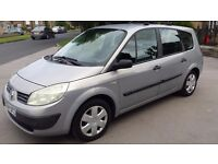 Renault Grand Scinic px Welcome 7 seater