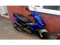Peugeot jetforce c-tech 50cc