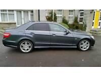 2011 Mercedes Benz E Class 2.1 E250 CDI BLUEEFFICIENCY SPORT- lightly damaged repairable