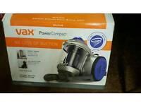 Vax cylinder vacuum cleaner brand new