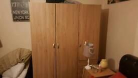 3 tier wardrobe