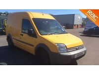 2008 FORD TRANSIT CONNECT , 3 MONTH RAC WARRANTY, 12 MONTH MOT, SIDE LOADING DOOR