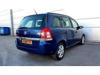 Vauxhall Zafira 1.9 CDTi Exclusiv 5dr ...AUTOMATIC...MPV..88000 MOB 0756-2157-183