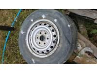 Mitsubishi l200 wheels Bridgestone tyres