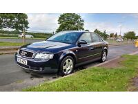 Audi A4 2.0 Sport 36,000 miles (SOLD)