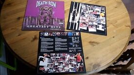 V.A. - Death Row Record Greatest Hits 2 Double LP Vinyl Brand New