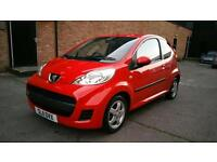 2011 Peugeot 107 1.0 cc 5 door hatchback