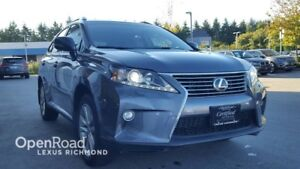 2015 Lexus RX 350 TECHNOLOGY - Certified