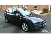 FORD FOCUS TDCI ZETEC ESTATE