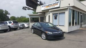 2012 Honda Civic EX-L - LEATHER! NAVIGATION!