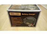 Car Battery Charger, New