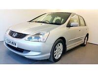 2004 | Honda Civic 1.6 i VTEC | Auto | Petrol | Bluetooth & USB | Alloys | Full Service His