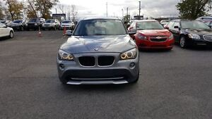 2012 BMW X1 SPORT PACK AWD TOIT PANORAMIQUE CUIR MAGS 18 POUCE