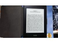 Kindle Paperwhite 2- 4GB storage(Wifi only), excellent condition