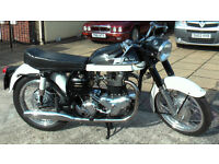 Norton Dominator 600cc In Great Condition