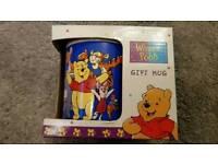 Winnie the pooh gift mug