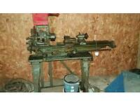 BUCK AND RYAN METAL LATHE