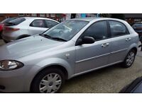 2005 Daewoo Lacetti 1.4 se petrol 5dr excellent condition inside and out