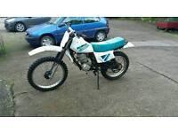 125cc scrambler dirt bike (not pitbike)