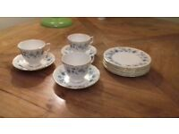 Colclough bone china set