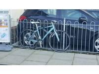 My Giant Terquoise Road Bike Has been Stolen