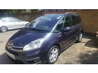 Citroen grand c4 Picasso auto pco car uber approved